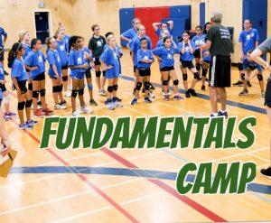 Fundamentals Camp